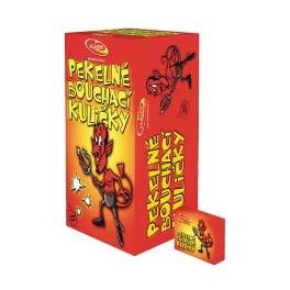 Zábavná pyrotechnika - pekelné búchacie guličky