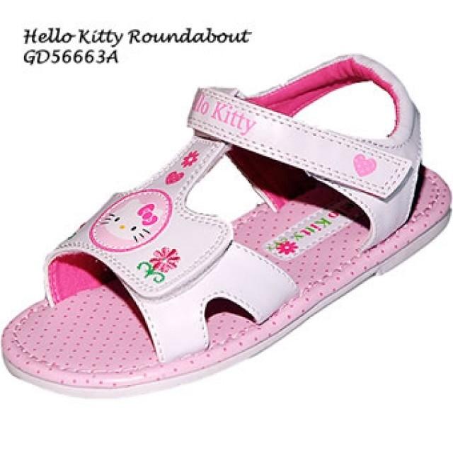 a45aa2f16c5b4 ... Detské oblečenie · Obuv; Dievčenské sandálky Hello Kitty. Dievčenské  sandálky Hello Kitty. Zoom