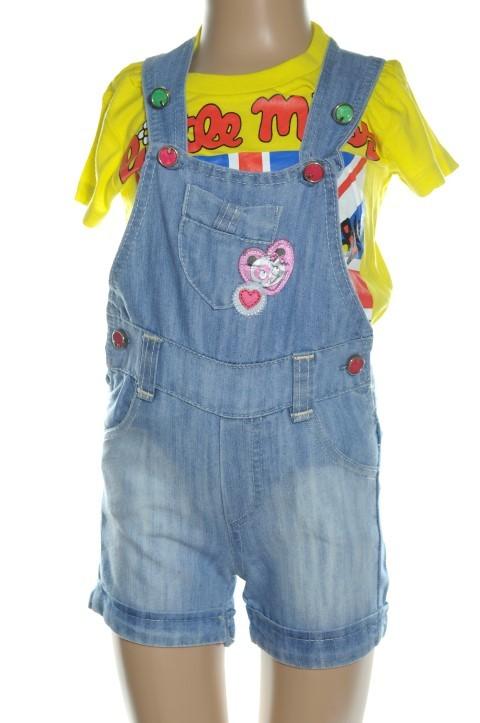 c0e27e21a0b8 Krátke nohavice na traky - riflové - Kraťasy - Detské oblečenie ...