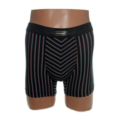 Pánske bambusové boxerky - pásy M