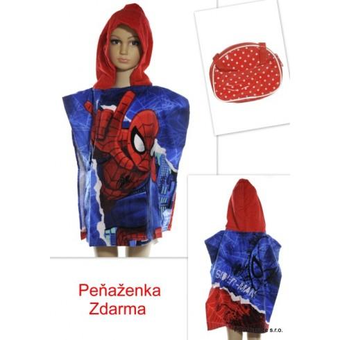 546b83c299ef ... móda · Detské oblečenie · Župany a pončá  Detský župan - Spiderman +  peňaženka zdarma 23072016. Detský župan - Spiderman + peňaženka zdarma  23072016