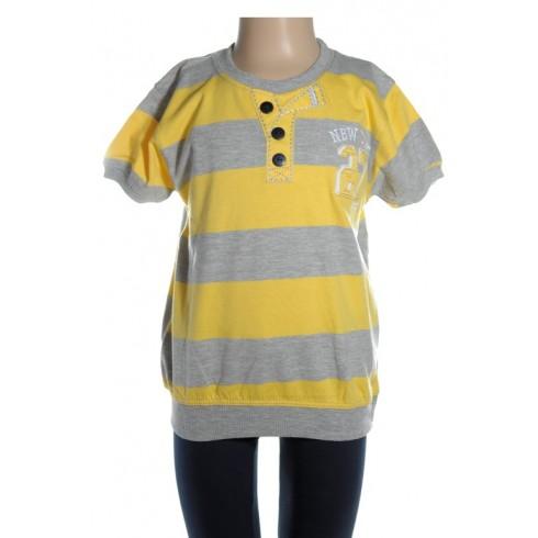 Detské tričko-New York USA kratky rukav
