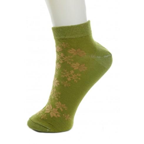 Dámske ponožky - kotníkové, C-21-274