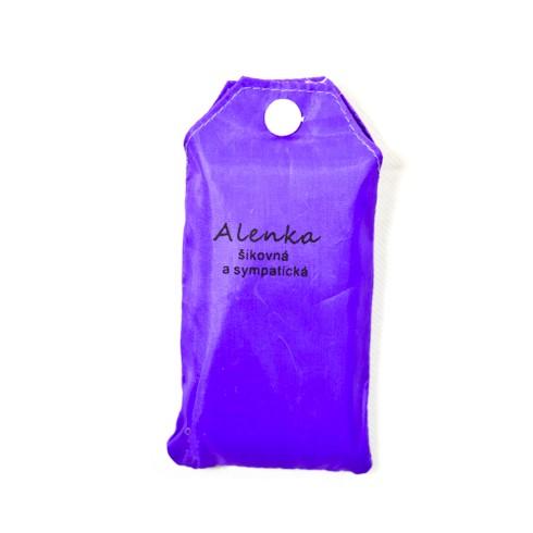 9244e6b7ae325 Nákupná taška s menom ALENKA - šikovná a sympatická, C-24-7703 ...