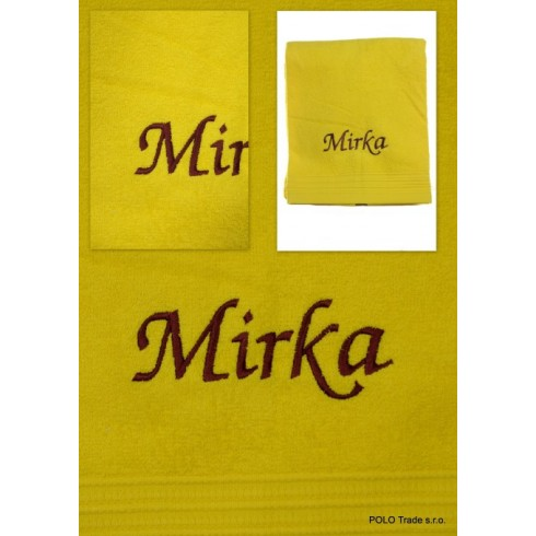 Uterák - Mirka