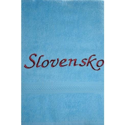 Uterák Slovensko - Modrý svk slovakia