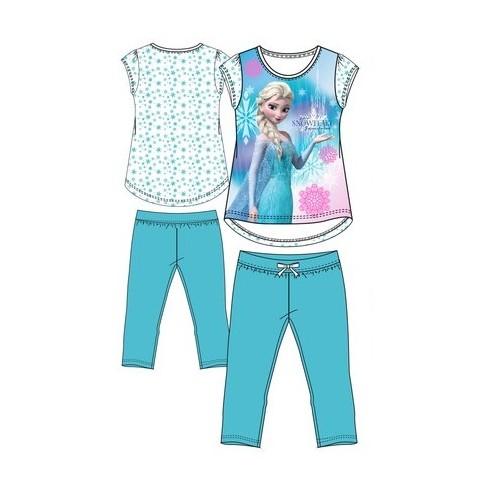 c46763a42e58 Dievčenské pyžamo Frozen - ELZA 3 4 nohavice - Pyžamá a nočné košele ...