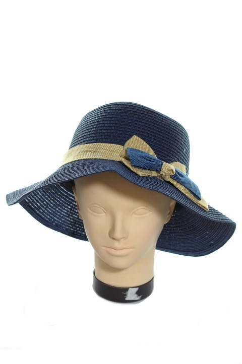 b4b765239 Dámsky klobúk menší - mašľa + ponožky zdarma - Klobúky - Čiapky ...