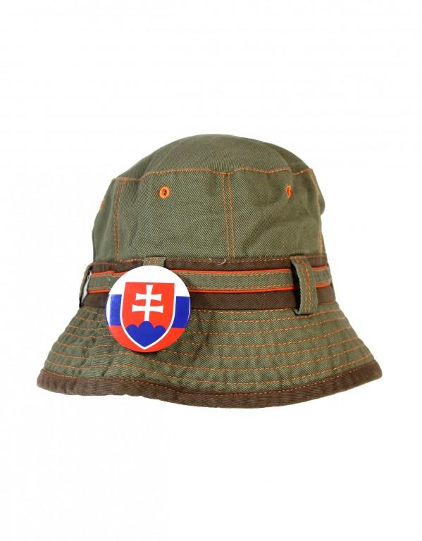 7b37d03f6 Klobúk Slovensko - zelený - Suveníry Slovakia - Pánske oblečenie ...
