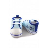 Kojenecké topánočky - Star farebne