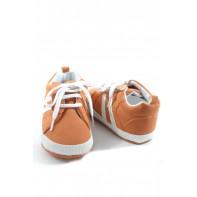 Kojenecké topánočky - dva pásy