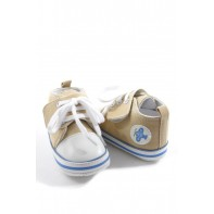 Kojenecké topánočky - lietadlo