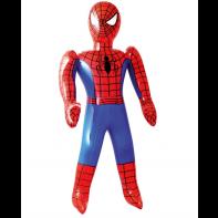Nafukovacia postavička Spiderman