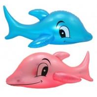 Nafukovací delfín - svietiaci