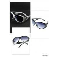 Dámske slnečné okuliare s ozdobným rámom