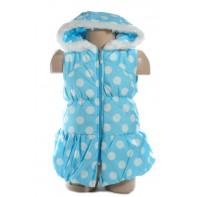 Detská vesta s kapucňou SIRIN BABY