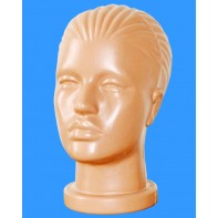 Dámska hlava PVC