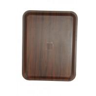 Tácka - drevený vzor