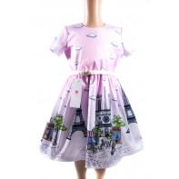 Detské šaty - Paríž