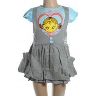Dievčenské šaty - Little miss