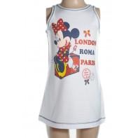 Detské šaty Minnie - London, Paris, Roma