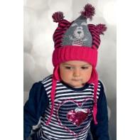 Detská čiapka - Zajo