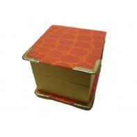 Krabička na bižutériu oranžová