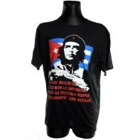 Pánske tričko obojstranná potlač - Che Guevara