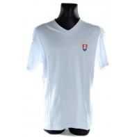 Pánske tričko - vlajky svk slovakia slovensko