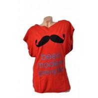Dámske tričko Moderna people