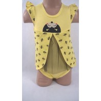 Detské body - včielka