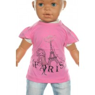Detské tričko - PARIS Eifell