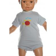 Detské, kojenecké body - vrtuľník