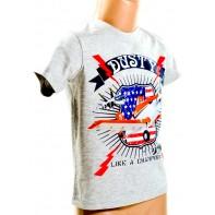 Chlapčenské tričko - LIETADLA DUSTY