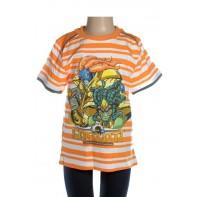 Detské tričko - Gormiti kratky rukav