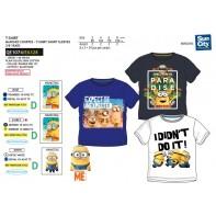 Chlapčenské tričko Minions - expect