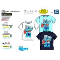 Chlapčenské tričko Hľadá sa Dory, C-2-QE1526