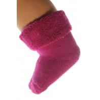 Kojenecké ponožky - termo 0x1