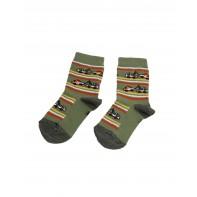 Detské ponožky - auto