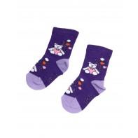 Detské ponožky - macko balón