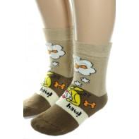 Detské ponožky - pes