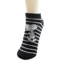 Ponožky Snoopy - kotníkové