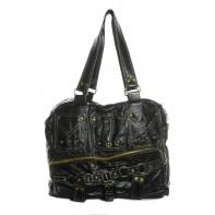 Dámska koženková kabelka