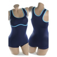 Plavky dámske - plavecké, 25-296