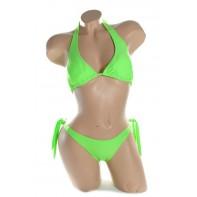 Plavky dámske - neon