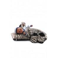 Štvordielny set Tiger