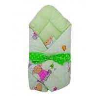 Perinka s mašľou pre bábätká - ovečky