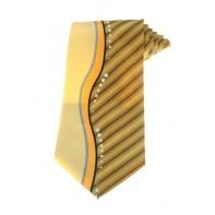 Kravata- pásy, vlny