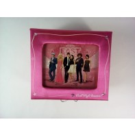 Krabička šperkovnica High School Musical 13x12x7cm