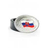 Koženkový opasok SLOVENSKO svk